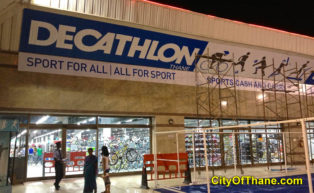 Decathlon is biggest sports Mall opening at Thane