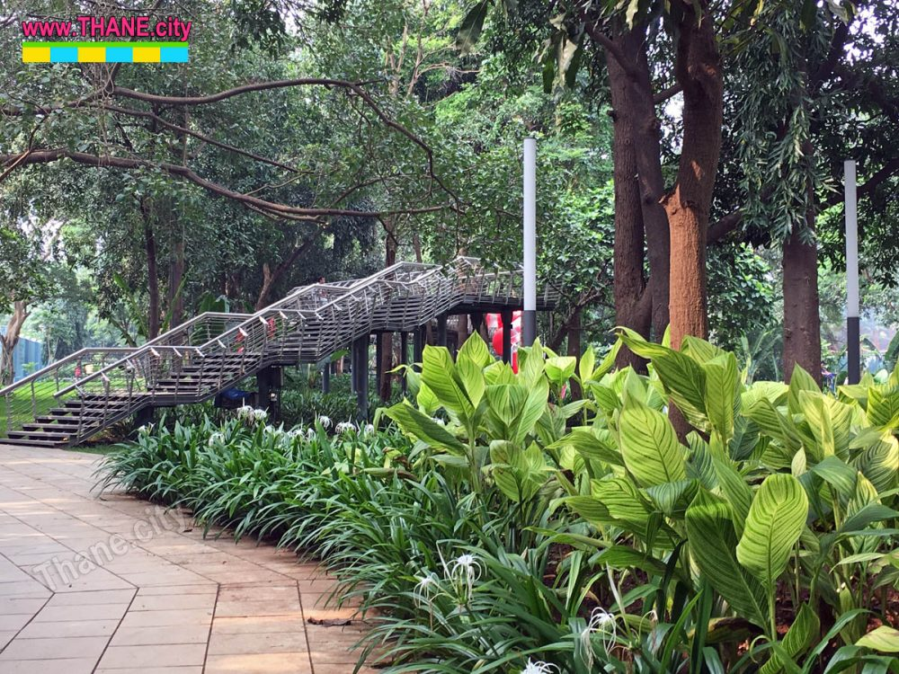 Thane Community Park Sky bridge